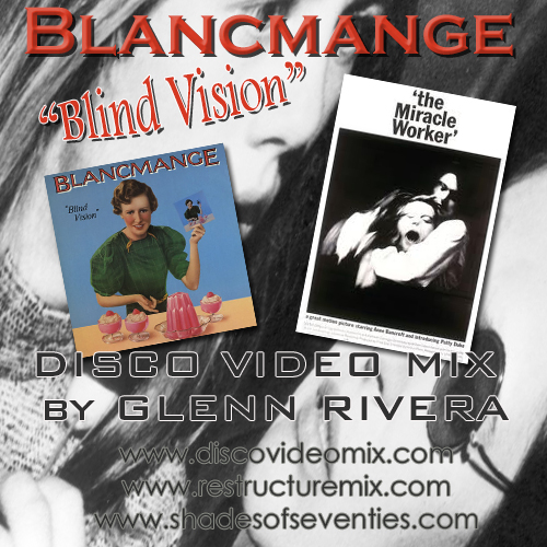 Reissue Blind Vision By Blancmange Disco Video Mix By