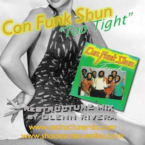 Con Funk Shun - Too Tight / Play Widit