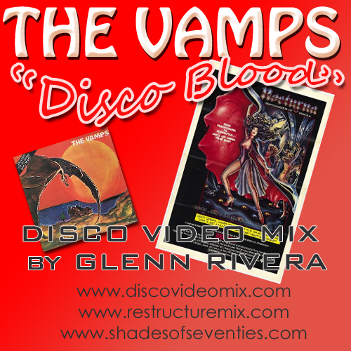 Vamps Disco Blood