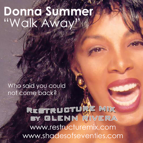Donna Summer - Walk Away - Collector's Edition (The Best Of 1977-1980)