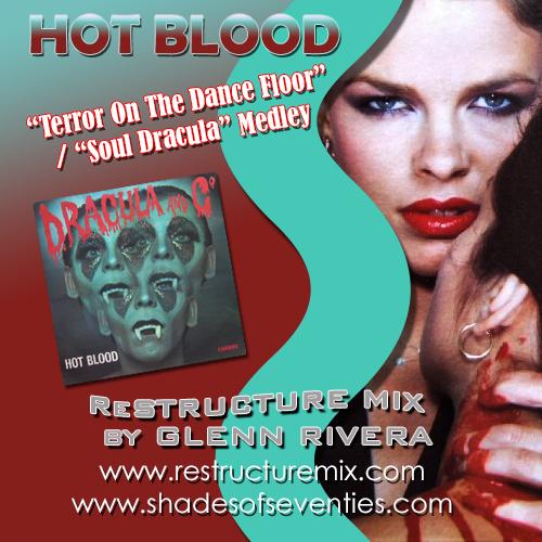 Red Blood Dracula Disco