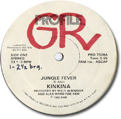 Kinkina Jungle Fever