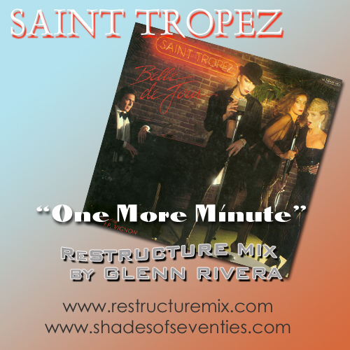 Saint Tropez One More Minute